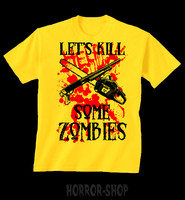 Let's Kill Some Zombies