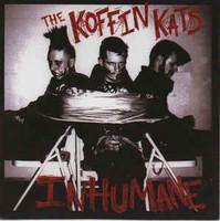 The Koffin Kats - Inhumane (CD, Uusi)