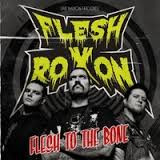 Flesh RoXon -  Flesh To The Bone (LP, Uusi)