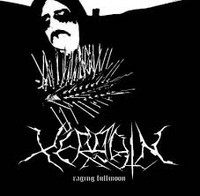 Xergath - Raging Fullmoon (CD, Käytetty)