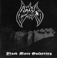 Matricide - Black Mass Gathering (CD, Käytetty)