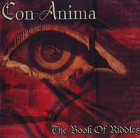 Con Anima - The Book Of Riddles (CD, Used)