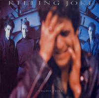 Killing Joke – Night Time (CD, Käytetty)