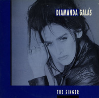 Diamanda Galás – The Singer (CD, Käytetty)