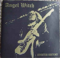 Angel Witch – Sinister History (CD, Used)
