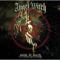 Angel Witch – Angel Of Death: Live At The East Anglia Rock Festival (CD, Käytetty)