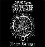 Order From Chaos – Dawn Bringer (CD, Käytetty)