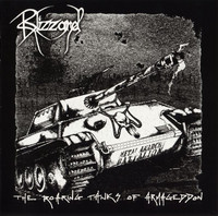 Blizzard – The Roaring Tanks Of Armageddon (CD, Used)