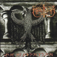 Marduk  – Live In Germania (CD, Käytetty)