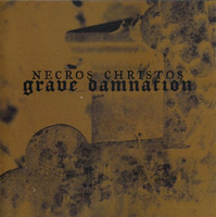 Necros Christos – Grave Damnation (CD, Käytetty)