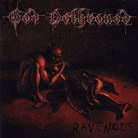 God Dethroned – Ravenous (CD, Käytetty)