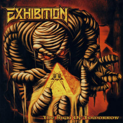 Exhibition - The Sign of Tomorrow (CD, Used)
