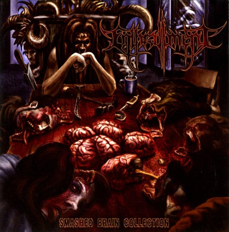 Enthrallment  - Smashed Brain Collection (CD, New)
