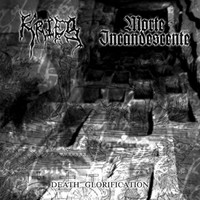 Krieg / Morte Incandescente – Death Glorification (CD, Used)