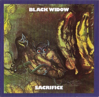 Black Widow &#8206 – Sacrifice (käytety)