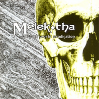 Melek-Tha – Perfect World Eradication (käytetty)