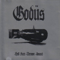 Godüs – Hell Fuck Demon Sound (CD, Used)