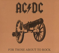 AC/DC – For Those About To Rock (CD, Used)