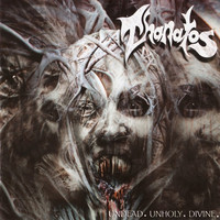 Thanatos – Undead. Unholy. Divine. (CD, Used)