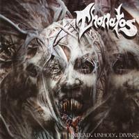 Thanatos – Undead. Unholy. Divine. (CD, Käytetty)