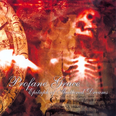 Profane Grace – Epitaph Of Shattered Dreams (CD, Used)