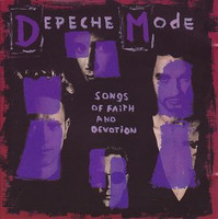 Depeche Mode &#8206 – Songs Of Faith And Devotion (used)