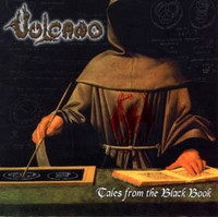 Vulcano – Tales From The Black Book (CD, Used)