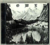 Gower - Baneful Apparitions of the Thicket (CD, New)