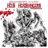 Hells Headbangers - Compilation Volume 4 (CD, Used)