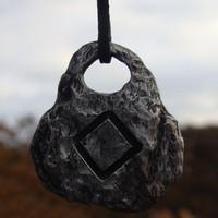 INGWAZ - rune pendant
