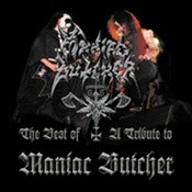 Maniac Butcher - The Best Of - A Tribute To Maniac Butcher LP
