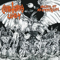 Cemetery Lust - Orgies Of The Abomination LP