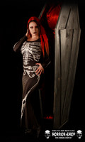 Skeleton dress, Long
