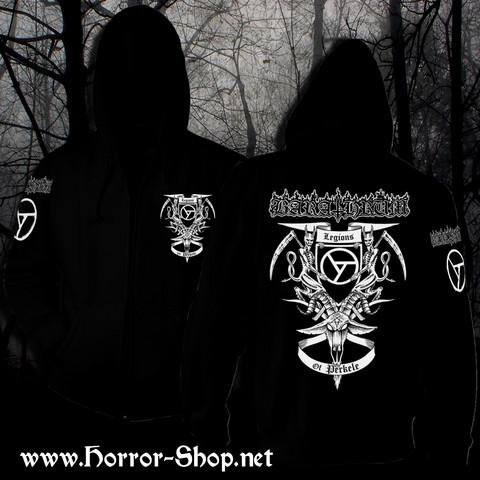 Barathrum Legions of Perkele Hoodie with zipper