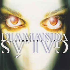 Diamanda Galás  -  La Serpenta Canta (CD, Used)