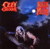 Ozzy Osbourne  -  Bark at the Moon (CD, Used)