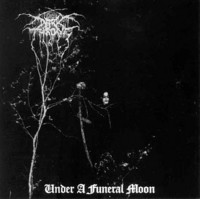 Darkthrone  -  Under A Funeral Moon (CD, New)