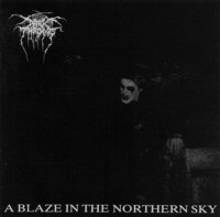 Darkthrone  -  A Blaze in The Northern Sky (CD, New)
