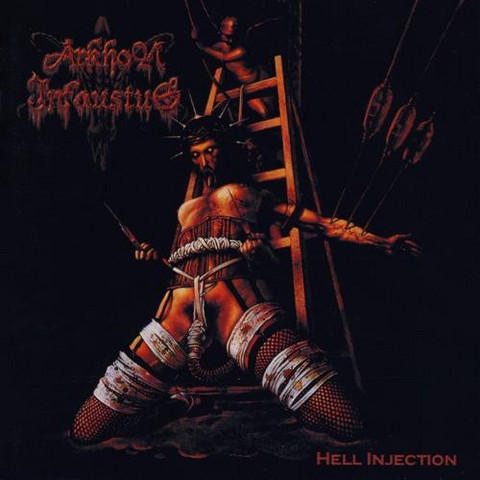 Arkhon Infaustus - Hell injection (CD, New)