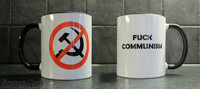 Fuck Communism -muki
