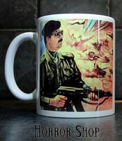 Saddam Hussein -mug