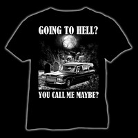 Going to hell?