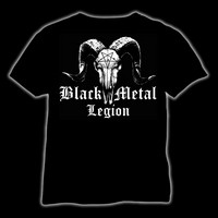 Black Metal Legion (T-shirt, Ladyfit & tanktop)