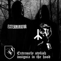 Exterminator (hoodie with zipper)
