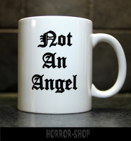 Not An Angel  -mug
