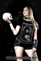 Skull Keeper, T-shirt and Ladyfit