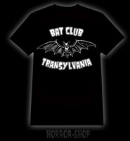 Bat Club Transilvania, T-shirt, tanktop and Ladyfit