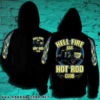Hellfire Hot Rod Club -hoodie