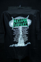 Nuclear Assault T-shirt 2003,  L