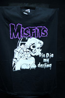 Misfits, Die Die Die my Darling T-Shirt, XL